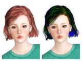 Sims 3 Female Hairstyles Download 210 Best ◇ the Sims 3 Hairstyles ◇ Images