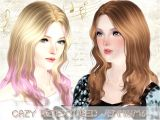 Sims 3 Hairstyles Download Free Cazy Retextured Jennisims Curly Natural Hair for the Sims 3 Female