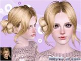 Sims 3 Hairstyles Download Free Skysims Hair 158 Sims 3 Downloads Hair Pinterest