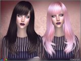Sims 4 Cute Hairstyles Shoulder Length Hair for Your La S Found In Tsr Category Sims 4