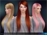 Sims 4 Hairstyles Female Download Long Hair for Females Found In Tsr Category Sims 4 Female