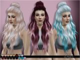 Sims 4 Hairstyles Female Download the Sims Resource Night Hair by Leah Lillith Sim