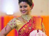 Sneha Wedding Hairstyle Sneha In Bridal Look Kollywood Fashion