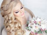 Soft Curls for Wedding Hairstyle Loose Curls Wedding Hair Belle the Magazine