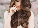 Soft Curls for Wedding Hairstyle Most Beautiful Bridal Wedding Hairstyles for Long Hair