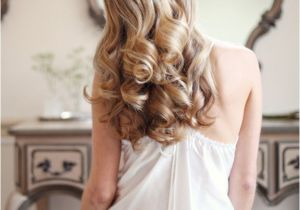 Soft Curls Wedding Hairstyles 16 Romantic Wedding Hairstyles for 2016 2017 Brides