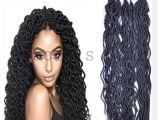 Soft Dreads Hairstyles In south Africa 2019 soft Dread Locs 18inch Kanekalon Crochet Twist Braids