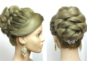 Some Easy and Beautiful Hairstyles Beautiful Hairstyles for Function Easy Wedding Hairstyle