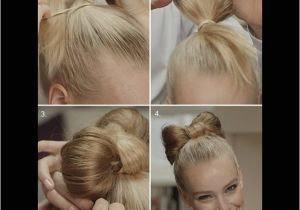 Some Easy and Beautiful Hairstyles Easy Bow Hairstyle Beauty & Fashion Articles & Trends