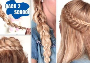 Some Quick Easy Hairstyles for Long Hair Quick and Easy Hairstyles for School for Long Hair