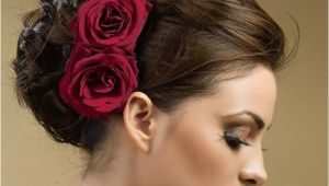 Spanish Wedding Hairstyles Popular Hairstyles Inspired by Spanish Folklore Crystal