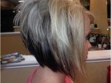 Stacked Inverted Bob Haircut Pictures Stacked Inverted Bob with Bangs