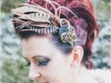 Steampunk Wedding Hairstyles Diy Steampunk Hair B for A Wedding and Not Ly
