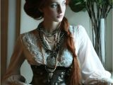 Steampunk Wedding Hairstyles Your Guide to A Steampunk Wedding