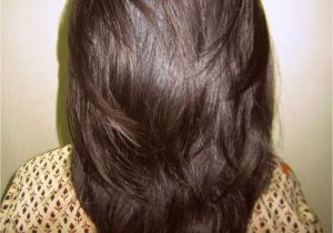 Step Cut Hairstyle for Indian Girls Awesome Step Cut for Thin Hair Indian