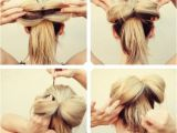 Steps to Make Easy Hairstyles 16 Ways to Make An Adorable Bow Hairstyle Pretty Designs