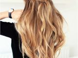 Straightened Hairstyles Half Up Straight Hair Glamorous Hairstyles for Straighter Tresses Such as