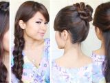 Super Easy Hairstyles for Beginners Super Cute Hairstyles for Back to School Hairstyles