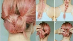 Super Easy Hairstyles for Medium Length Hair 60 Easy Updos for Medium Length Hair
