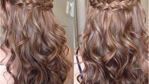 Sweet 16 Hairstyles Curly Hair Sweet Sixteen Prom Hair Hairstyles