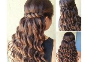 Sweet 16 Hairstyles Half Up Half Down with Tiara 10 Best Hairstyles for Sweet 16 Images