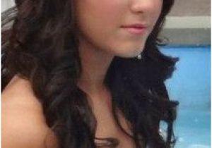 Sweet 16 Hairstyles Half Up Half Down with Tiara Clarissa Chagolla Cchagolla0185 On Pinterest