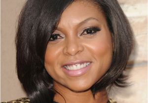 Taraji P Henson Bob Haircut Bob Hairstyles for Black Women 4 Celebrity Styles
