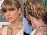 Taylor Swift Braid Hairstyles Hairstyle Fantastic Hair Pinterest
