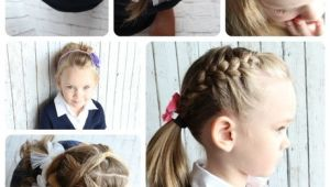 Ten Easy Hairstyles 10 Easy Hairstyles for School