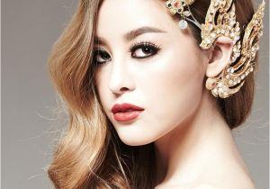 Thai Hairstyle Thai Women and Thai Traditional Dress Pearypie