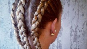 Three Braid Hairstyles 3 Braids Hairstyles