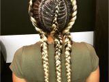 Three Braid Hairstyles 31 Ghana Braids Styles for Trendy Protective Looks