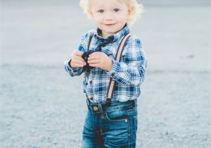 Toddler Boy Curly Hairstyles toddler Boy Style Skinny Jeans Tie Suspenders Blonde Curly Hair