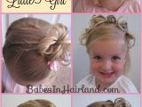 Toddler Hairstyles for Wedding 5 Pretty Easter Hairstyles Babes In Hairland