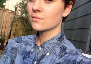 Tomboy Hairstyles for Curly Hair Spaceship Corner Yummy Lesbians Pinterest