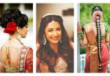Traditional Indian Hairstyle for Wedding 15 Indian Wedding Hairstyles for A Traditional Look