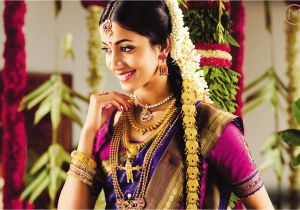 Traditional Indian Hairstyle for Wedding 5 Traditional Bridal Hairstyle Ideas for the Indian Bride