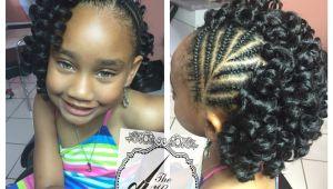 Twist Hairstyles for Little Girls Crochet Braids for Little Girls Braids Pinterest