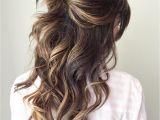 Twist Half Updo Hairstyles Half Up Half Down Wedding Hairstyles – 50 Stylish Ideas for Brides