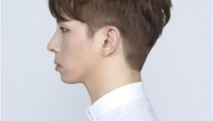 Two Block Cut Korean Hairstyles Male Short Hairstyles for Men Korean Two Block