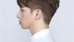 Two Block Cut Korean Hairstyles Male Short Hairstyles for Men Korean Two Block