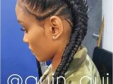 Two Braid Hairstyles with Weave Two Braids Hairstyles with Weave Google Search