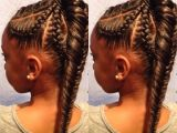 Two French Braids Black Hairstyles 70 Best Black Braided Hairstyles that Turn Heads