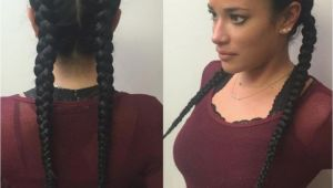 Two French Braids Black Hairstyles Braided Hairstyles Black Hair ¢Ë†Å¡ 24 Winning Black Hair French Braid