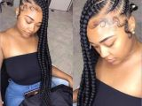 Two French Braids Black Hairstyles Two Braids with Weave Hairstyles Lovely Two Braids Hairstyles 2018