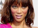 Tyra Banks Bob Haircut Hairstyles Tyra Banks Bob with Bangs