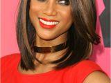 Tyra Banks Bob Haircut Stylish Bob Hairstyles for Black Women 2015