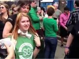 U Hair Cutting Dailymotion St Baldrick S Headshave for Charity Video Dailymotion