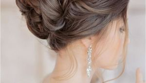 Updo Hairstyles for Weddings 2018 Wedding Updo Hairstyles for Brides