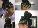 Urban Braided Hairstyles Feed In Braids Braid Styles